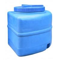 Пластиковая емкость для воды угловая 100 л