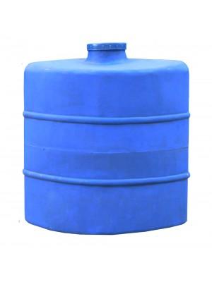 Пластикова ємність для води кутова 100 л