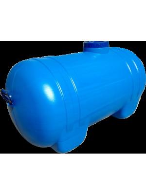Пластиковая емкость техническая 125 л (овал)