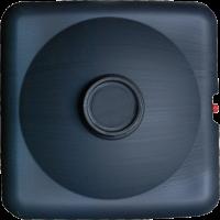 Плоский бак для душа 150 литров трехслойный