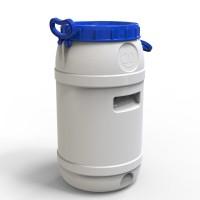 Бидон пластиковый пищевой 20 л