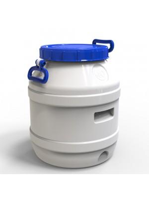 Бидон пластиковый пищевой 40 л
