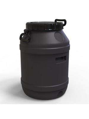 Бидон пластиковый технический средний 50 л