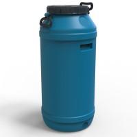 Бидон пластиковый технический большой 120 л