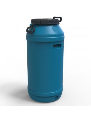Бидон пластиковый технический большой 100 л