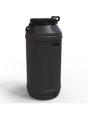 Бидон пластиковый технический средний 80 л