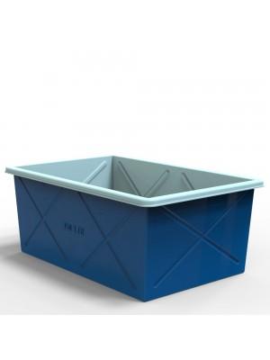 Пластиковый двухслойный контейнер 350 литров