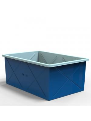 Пластиковый двухслойный контейнер 750 литров