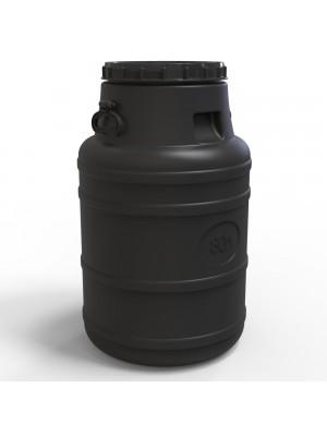 Бидон пластиковый технический большой 80 л