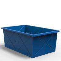Контейнер пластиковый прямоугольный 350 литров