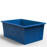 Пластиковый контейнер большой 500 литров