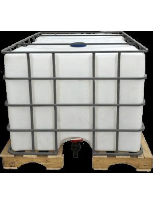 Кубова ємність 1000 литров в обрешетуванні (для транспортування)