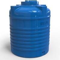 Сборная пластиковая емкость для воды 1000 л вертикальная стандартная