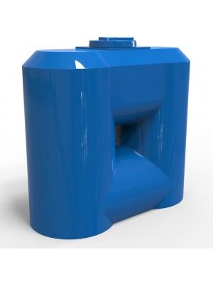 Емкость для воды 1000 л вертикальная  (Слимс)