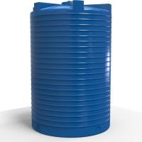 Емкость для воды пластиковая вертикальная 15000 л стандартная