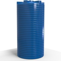 Емкость для воды пластиковая вертикальная 20000 л стандартная