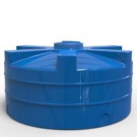 Емкость для воды 1000 л низкая