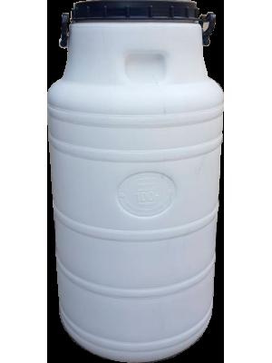 Бидон пластиковый пищевой 100 л