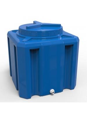 Бак для води прямокутник 100 л Куб