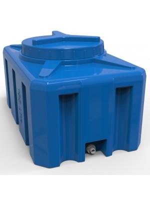 Бак для воды 100 л. Прям-к
