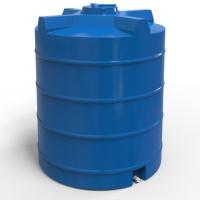 Пластиковая емкость для воды вертикальная высокая 1900 л