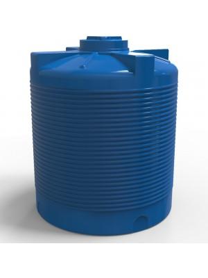 Бочка пластиковая 2000 литров вертикальная