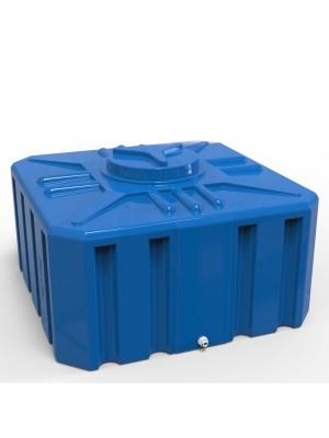 Емкость, бак для душа 500 л. куб квадратный