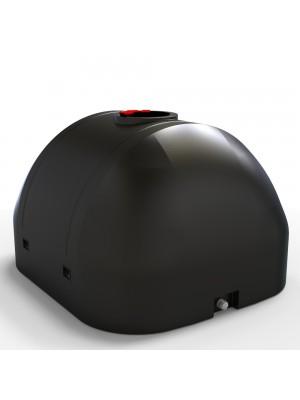 Емкость горизонтальная 5000 л для транспортировки ВОДЫ + крышка