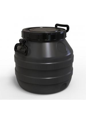 Бидон пластиковый технический средний 35 л