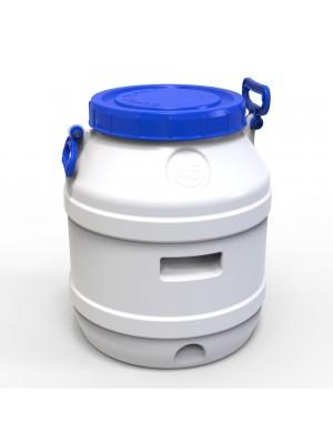 Бидон пластиковый пищевой 45 л
