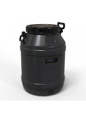 Бидон 55 л пластиковый технический средний